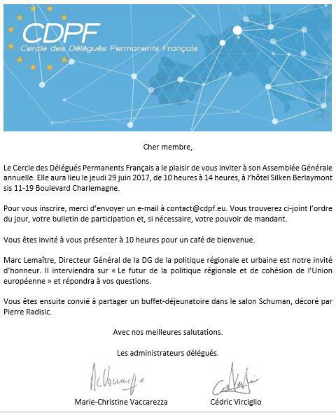Assemblée Générale annuelle @ Hotel Silken Berlaymont Brussels 4* | Bruxelles | Bruxelles | Belgique